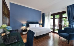 Villa king bed room