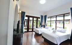 Villa double/ twin room
